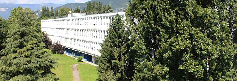 LEPMI - bâtiment Phelma campus recherche